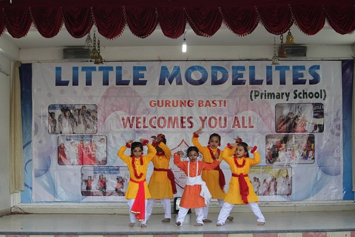 Siliguri Model High School-Drama
