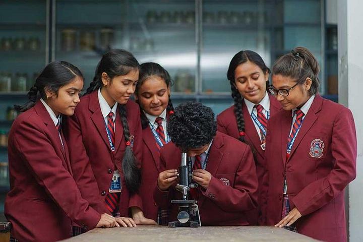 Siliguri Model High School-Biology Lab