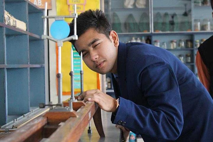 Siliguri Model High School-Physics Lab