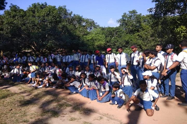 Sister Nivedita Public School-Education Tour