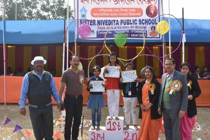 Sister Nivedita Public School-Sports day