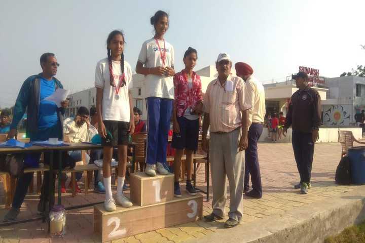 Campion School Raipur-Annual Sports Meet