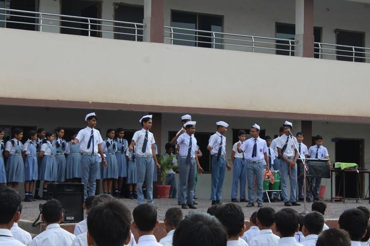 Campion School Raipur-Drama