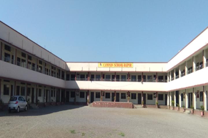 Campion School Raipur-School Campus