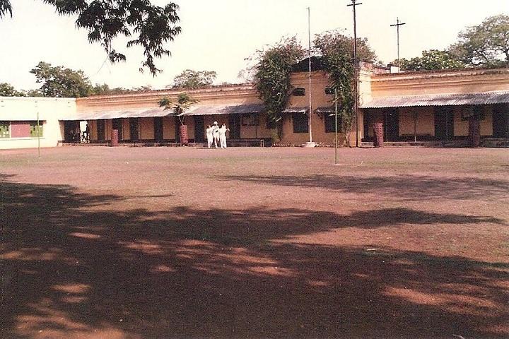 South Eastern Railway Mixed High School-Campus