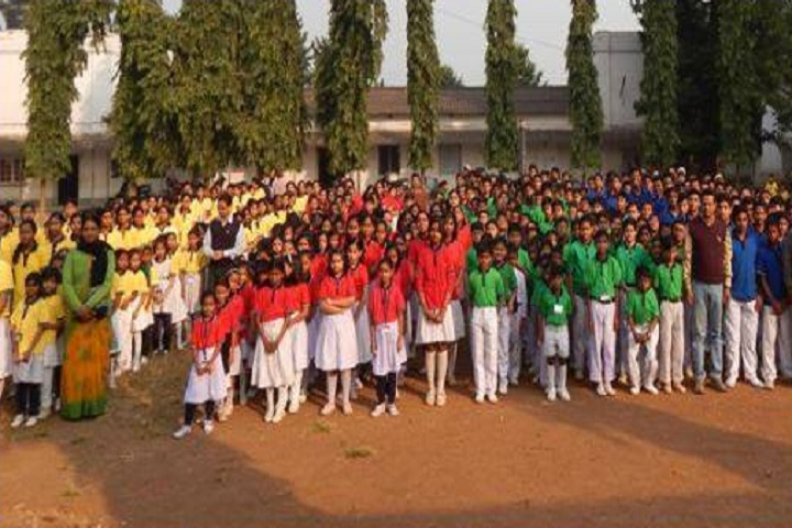 South Eastern Railway Mixed High School-Students
