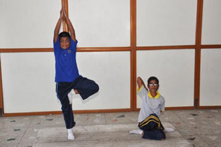 South Point High School-Yoga