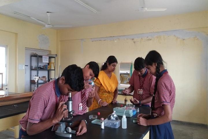 Spark School-Biology Lab