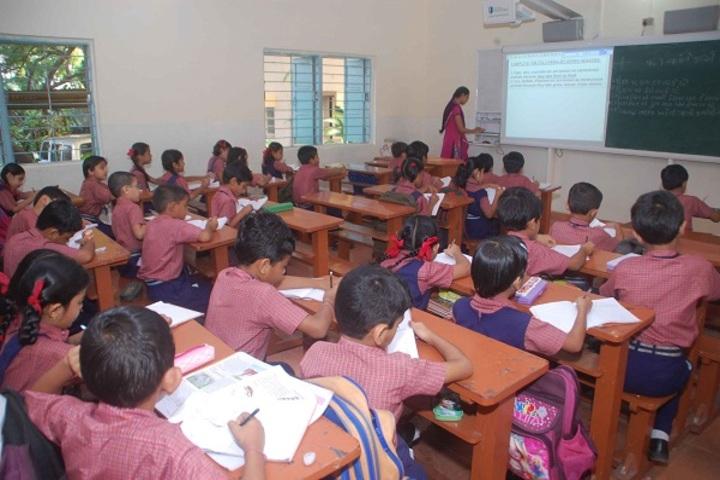 Spark School-Classroom