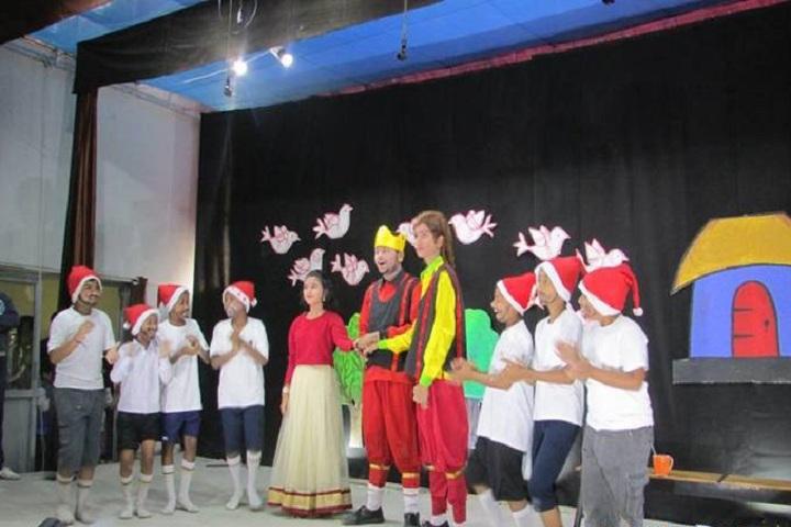 Spark School-Festival Celebration