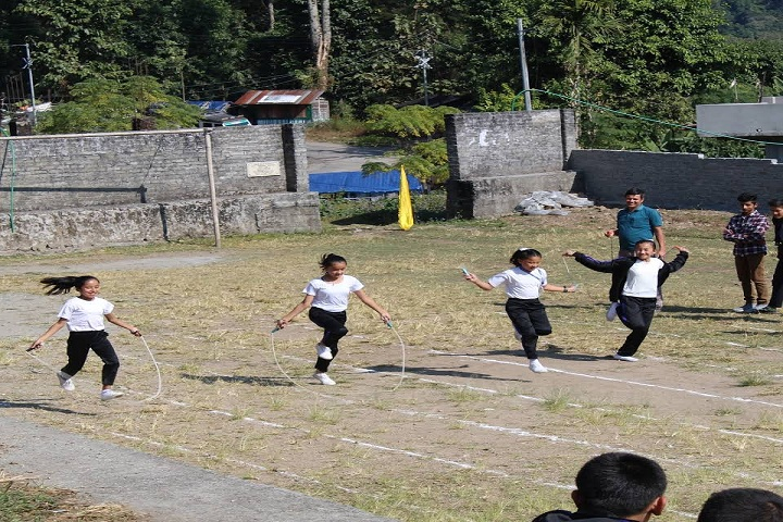 Spring Dales Academy-Games