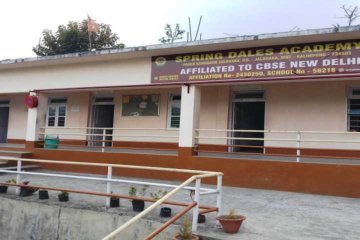 Spring Dales Academy-School Building