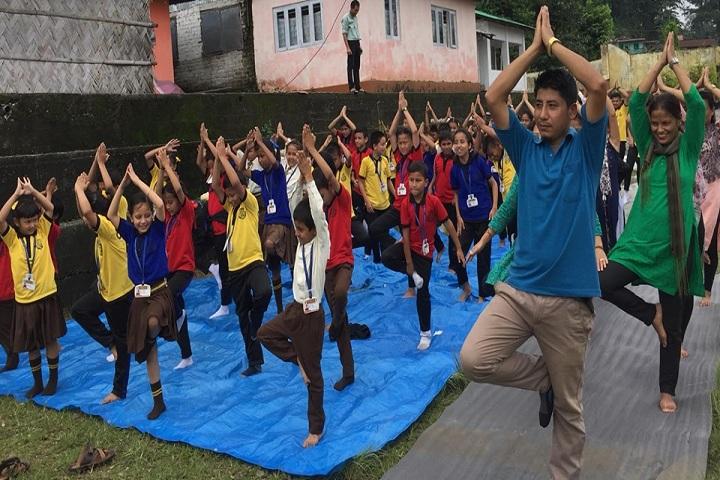 Spring Dales Academy-Yoga