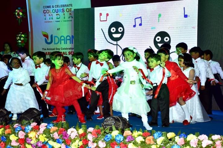 Srihari Global School-Annual Day