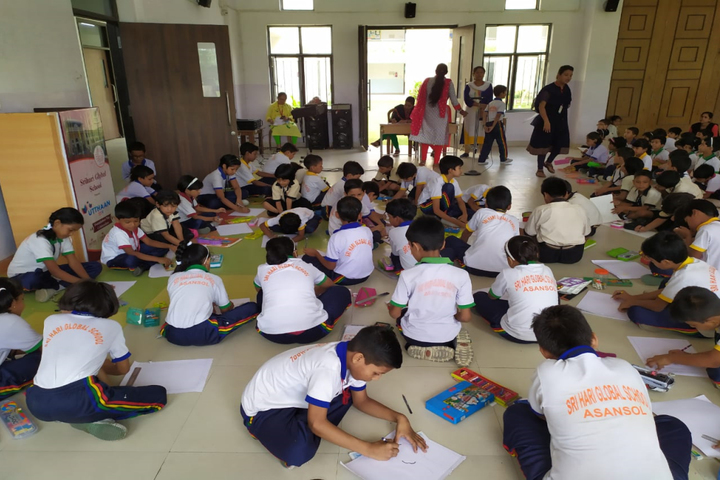 Srihari Global School-Art room