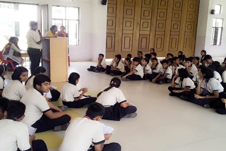 Srihari Global School-Debate Competition