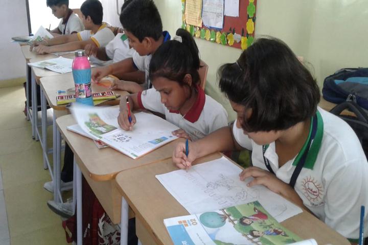 Srihari Global School-Drawing