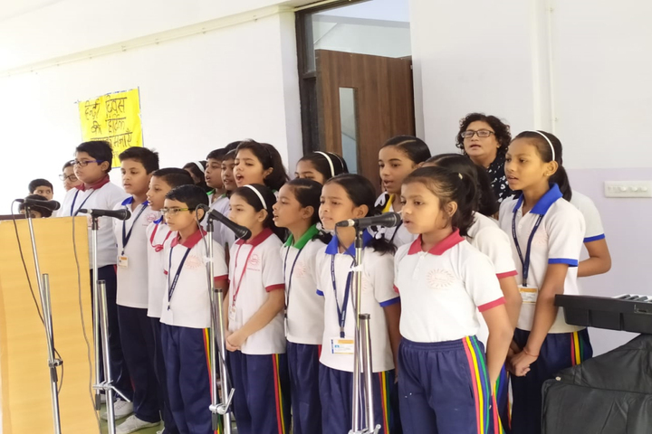 Srihari Global School-Group Song