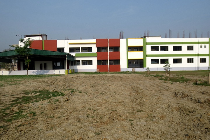 St Montforts Senior Secondary School-Campus View