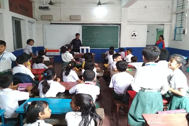 St Stephens International School-Classroom