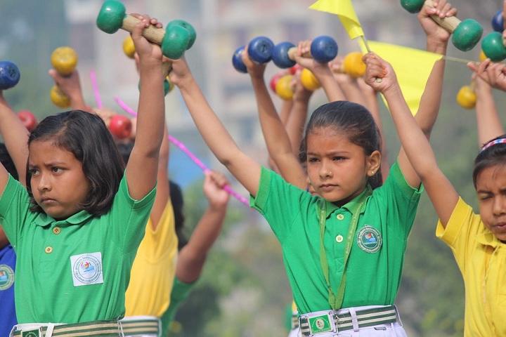 St Stephens International School-Physical Training