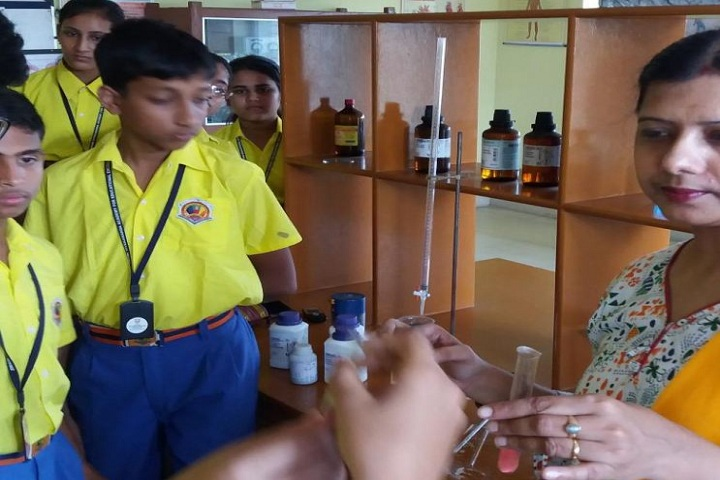 Swami Vivekananda Academy For Educational Excellence-Chemistry Lab