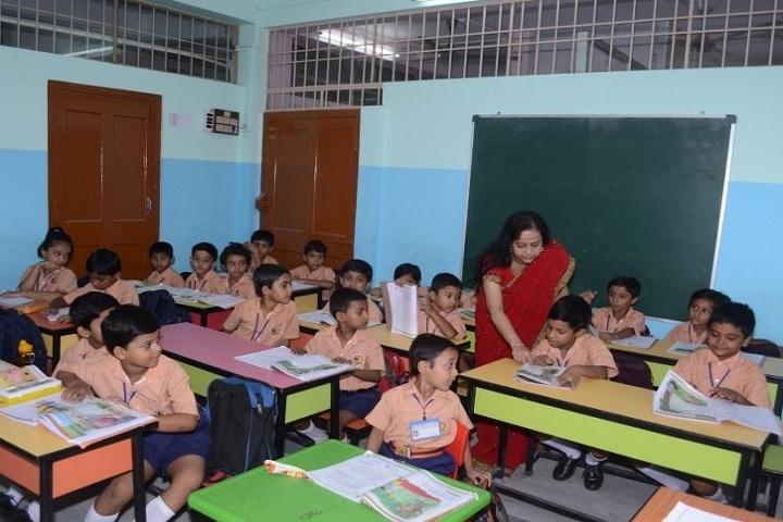 Swami Vivekananda Academy For Educational Excellence-Classroom