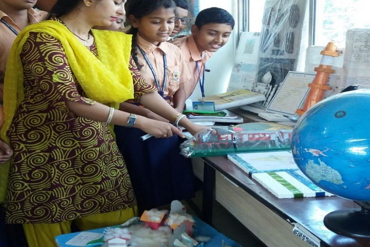 Swami Vivekananda Academy For Educational Excellence-Geograpical Lab