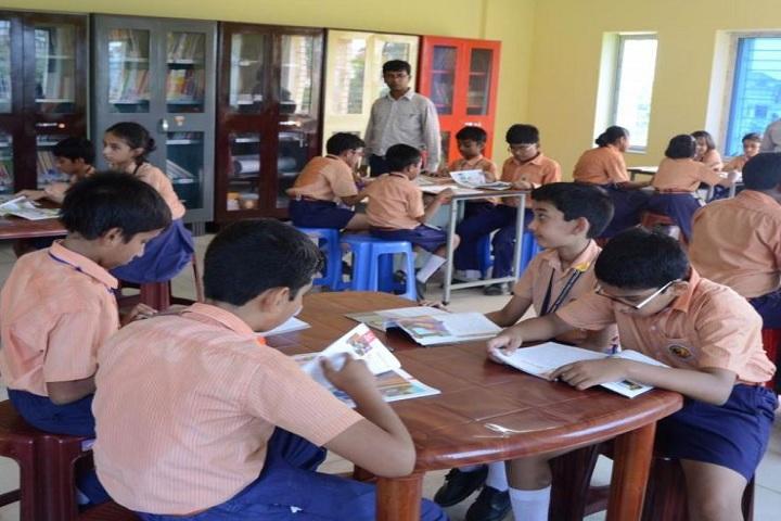 Swami Vivekananda Academy For Educational Excellence-Library