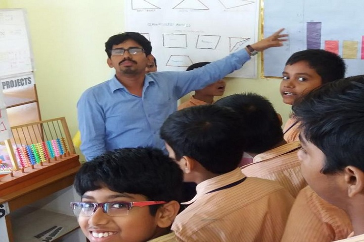 Swami Vivekananda Academy For Educational Excellence-Maths Lab