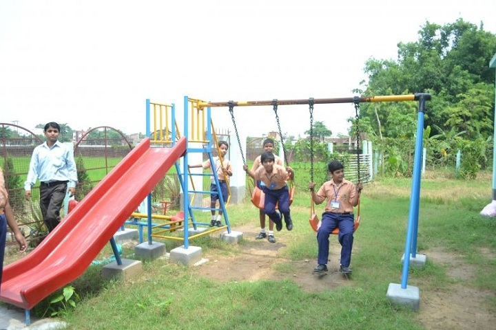 Swami Vivekananda Academy For Educational Excellence-Play Area