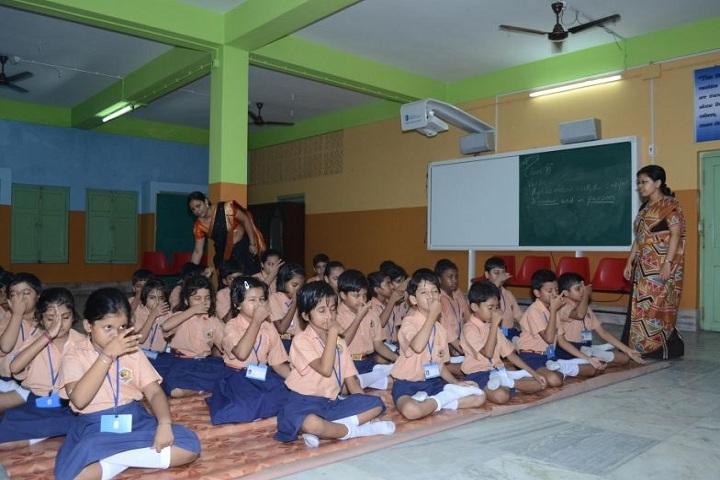 Swami Vivekananda Academy For Educational Excellence-Yoga