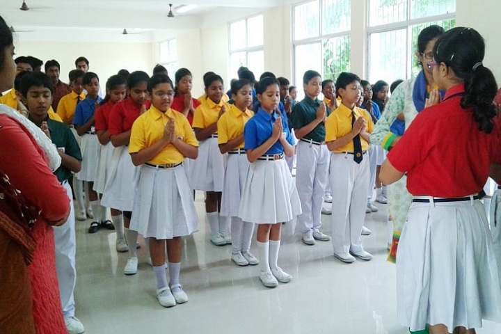 Techno India Group Public School-Assembly