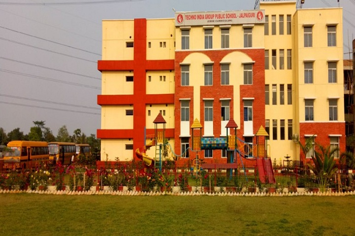Techno India Group Public School-Campus