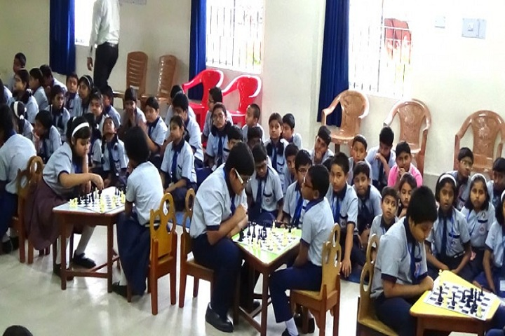 Techno India Group Public School-Chess Club