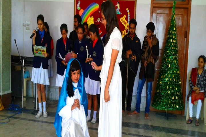Techno India Group Public School-Drama