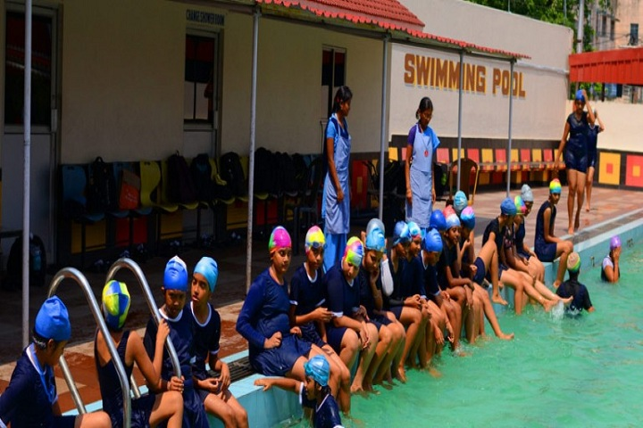 Techno India Group Public School-Swimming Pool