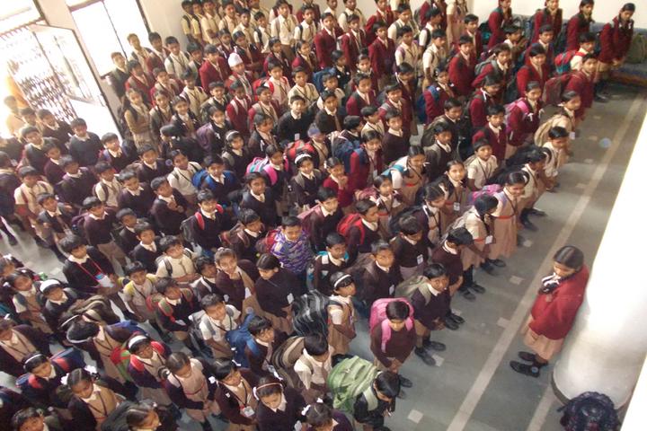 Career Public School-Assembly