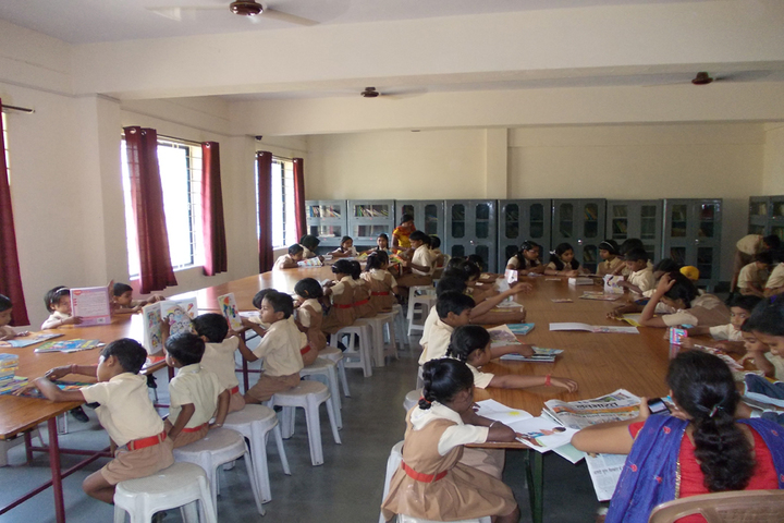 Career Public School-Library