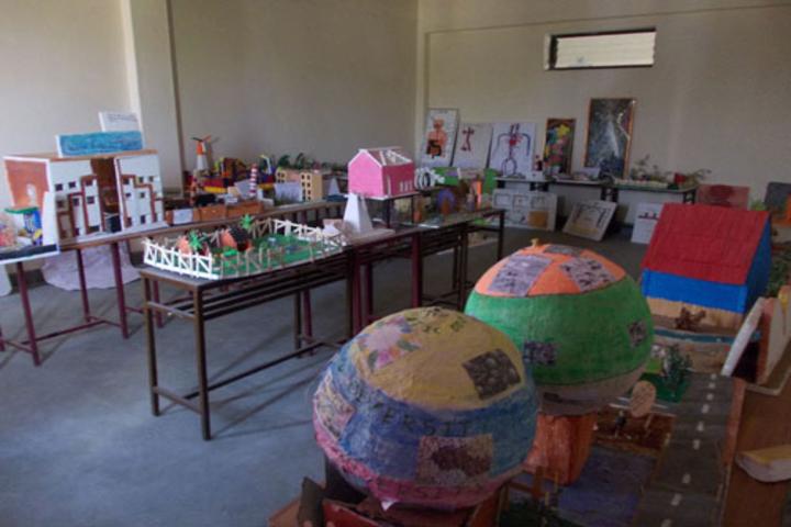 Career Public School-Science Room