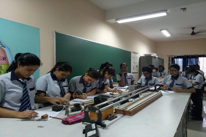 Techno India Group Public School- Physics Lab