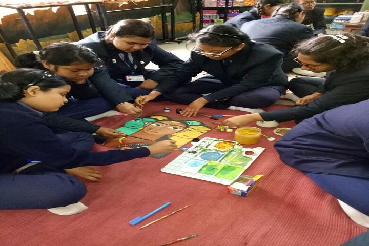 Techno India Group Public School-Art
