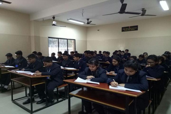 Techno India Group Public School-Classroom