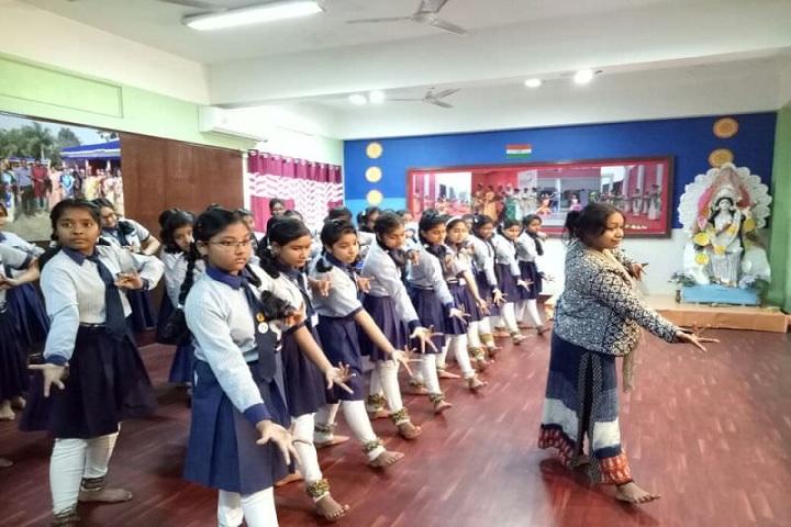 Techno India Group Public School-Dance room