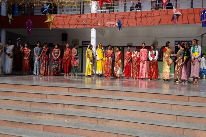 Techno India Group Public School-Drama