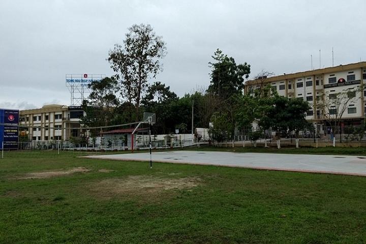 Techno India Group Public School-Ground
