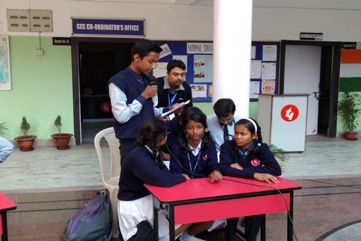 Techno India Group Public School-Quiz Competition