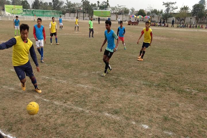 Techno India Group Public School-Sports