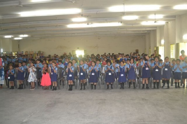 The Assembly Of God Church School-Auditorium