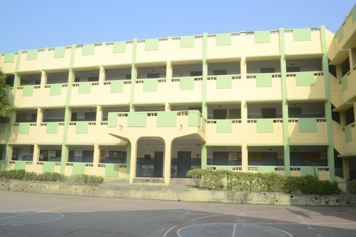 The Assembly Of God Church School-Campus View